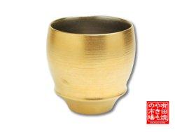 【有田焼】金閣(丸型)日本酒グラス SAKE GLASS