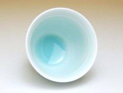 画像2: 【有田焼】青白磁 煎茶