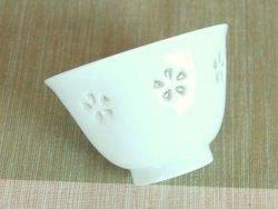 画像3: 【有田焼】水晶彫花詰 小煎茶